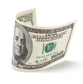 Billet de cent dollars — Photo