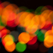Abstract Christmas light background — 图库照片