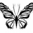 Abstract butterfly - Photo