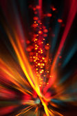Abstract bokeh light background — Stock Photo