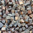 Stone square bricks - Foto de Stock