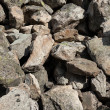 Stock Photo: Stones background