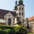 Romanesque church in Krakow — Stock Photo #30407833