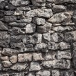 Stock Photo: Wall of old castle