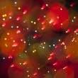 Stock Photo: Abstract Christmas light background