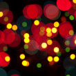 Abstract Christmas light background — Stock fotografie