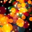 Abstract Christmas light background — ストック写真
