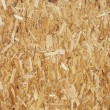 Wooden chipboard rough surface texture — Stock Photo