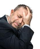Kopfschmerz — Stockfoto