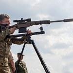 ������, ������: President of Ukraine Petro Poroshenko examined modern samples of