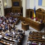 ������, ������: President of Ukraine Petro Poroshenko takes part in the work of