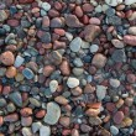 Wet pebbles — Stock Photo #2484074