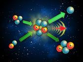 Nuclear fusion — Stock Photo
