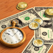Time is money — Stock Photo #2723165