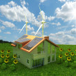 House energy saving concept — Stock Photo #25292935