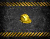 Grunge construction background — Stock Photo