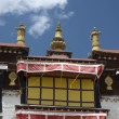 Tibetmonastry building — Stock Photo #12087162