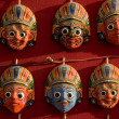 Mask in nepal — Stock Photo #12088482
