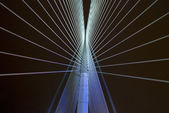 Abstract bridge in putrajaya — Stock Photo