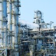 Oil refinery - Stockfoto