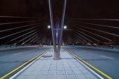 Putrajaya bridge in malaysia — Stock Photo