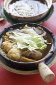 Famous ba kut teh,malaysian local delicacies — Stock Photo