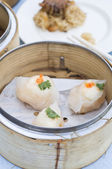 Asian dim sum — Foto Stock