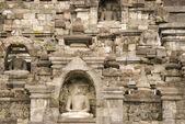 храм боробудур в индонезии — Стоковое фото