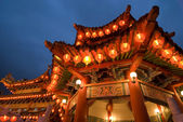 Chinese temple thean hou gong,kuala lumpur,malaysia — Stock Photo