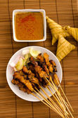 Hari raya malay foods — Stock Photo
