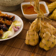 Stock Photo: South East Asirice cakes bundle