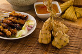 South East Asian rice cakes bundle — Stock Photo