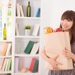Chinese female shopping — Stock Photo #16892981