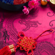 Chinese new year decorations — Stock Photo #18927135