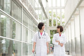South east asian female doctors — Stock Photo