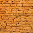 Ancient red brick wall for background purpose — Stock Photo