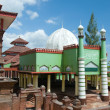 Stock Photo: Kudus minar, mosque in central java, indonesia