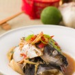 Fish head chinese foods — Stock Photo #26599283
