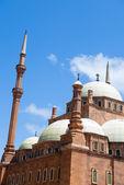 Egypt. Cairo. The Saladin Citadel - the Mosque of Muhammad Ali ( — Stock Photo