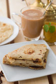 Chapati — Stock Photo