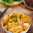 Hot and spicy Singapore Curry Noodle — Stock Photo #29169557