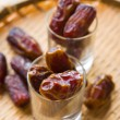 Date palm ramadan food also known as kurma. Consumed before fast — Stock Photo #30571187