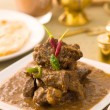 Stock Photo: Mutton curry korm, indifood