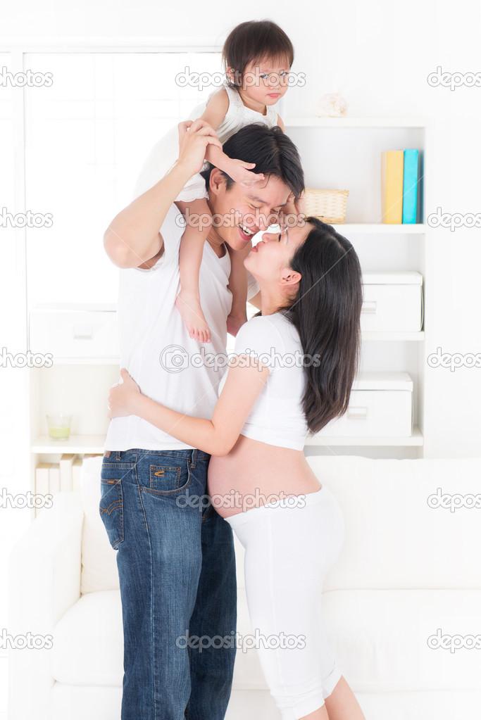 Как возбудить беременную жену 93