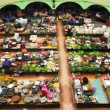Khatijah market at ketantan — Stock Video #33739197