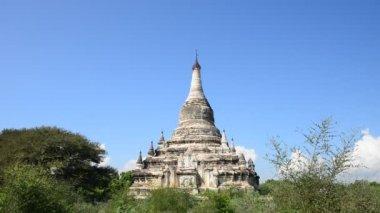 Ananda tempel — Stockvideo