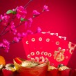 Chinese new year decorations — Stock Photo #36631347