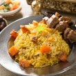 Arab rice — Stock Photo