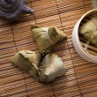 Stock Photo: Rice dumpling