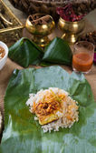 Malaysian traditional food — Stock Photo
